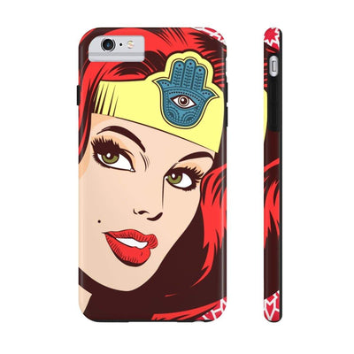 Phone Case iPhone 6/6s Plus Tough Wonder Dame of Arabia Case Mate Tough Phone Cases