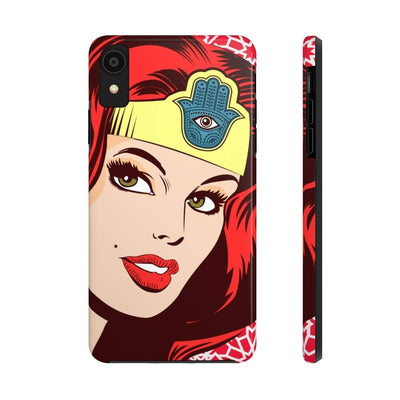 Phone Case iPhone XR Wonder Dame of Arabia Case Mate Tough Phone Cases