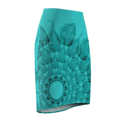 Skirts Oud Women's Pencil Skirt - Azure