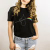 T-Shirt Arabian Side of the Moon Unisex Tee