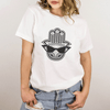 T-Shirt Hamsa Cool Eye Unisex Tee