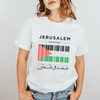 T-Shirt Jerusalem, Made in Palestine T-Shirt