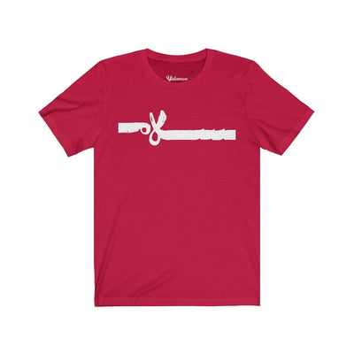 T-Shirt Red / S Salam | Peace Unisex Tee