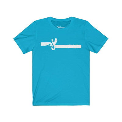 T-Shirt Turquoise / S Salam | Peace Unisex Tee