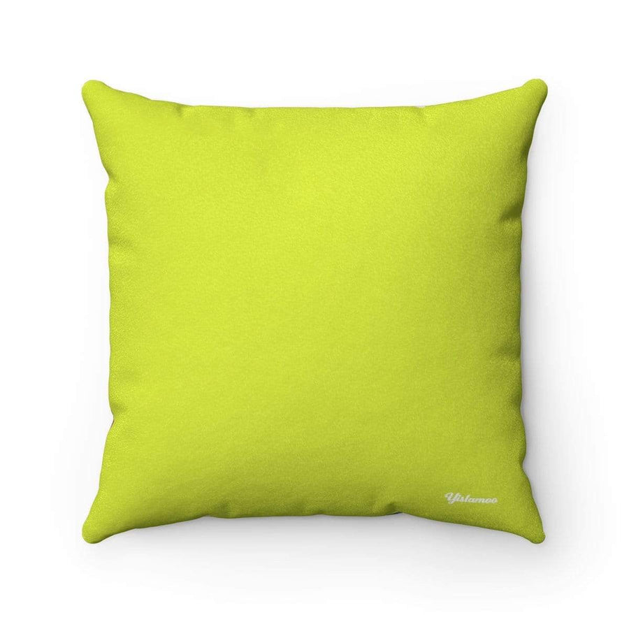 Throw Pillows 14x14 A Smile from Egypt Faux Suede Pillow Case