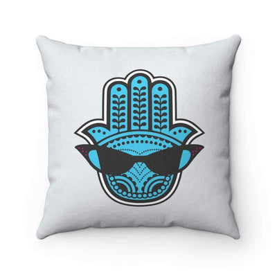 Throw Pillows 14x14 Cool Hamsa Pillow Case