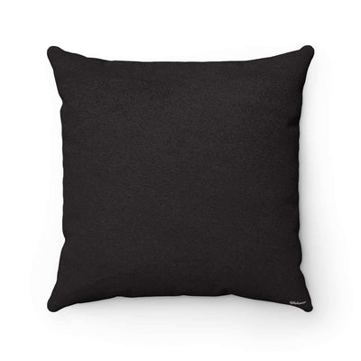 Throw Pillows Salam | Peace Pillow Case -Black
