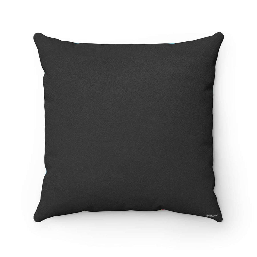 Throw Pillows 14x14 The Bedouinista Faux Suede Pillow Case