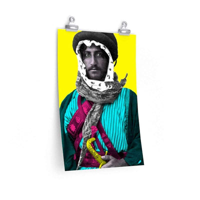 "Wall Art 12""— 18"" / CG Matt The Bedouin Wall Art"