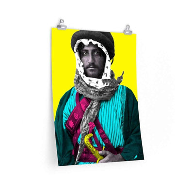 "Wall Art 18""— 24"" / CG Matt The Bedouin Wall Art"