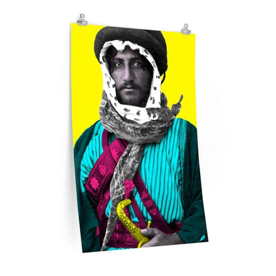 "Wall Art 24""— 36"" / CG Matt The Bedouin Wall Art"
