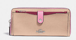 COACH - Colorblock Carryall Set