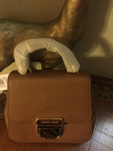 Michael Kors Large  Leather Zippered Tote & Mini Crossbody