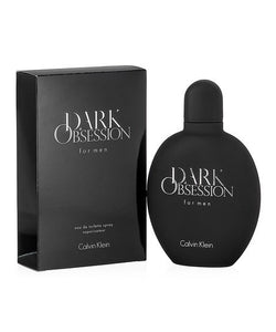 Men's CALVIN KLEIN  Dark  Obsession 4.0 Oz. Eau de Toilette