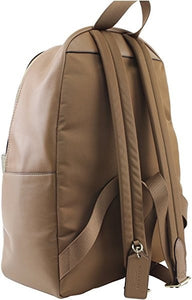 Backpack - COACH Women's Leather Charlie Back Pack/ Large Laptop Campus Book Bag