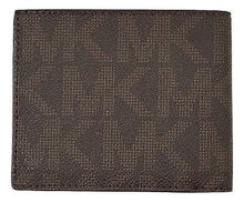 Men's Wallet - Michael Kors Jet Set Billfold Men's  Wallet Brown