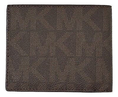 Michael Kors Jet Set Billfold Men's  Wallet Brown