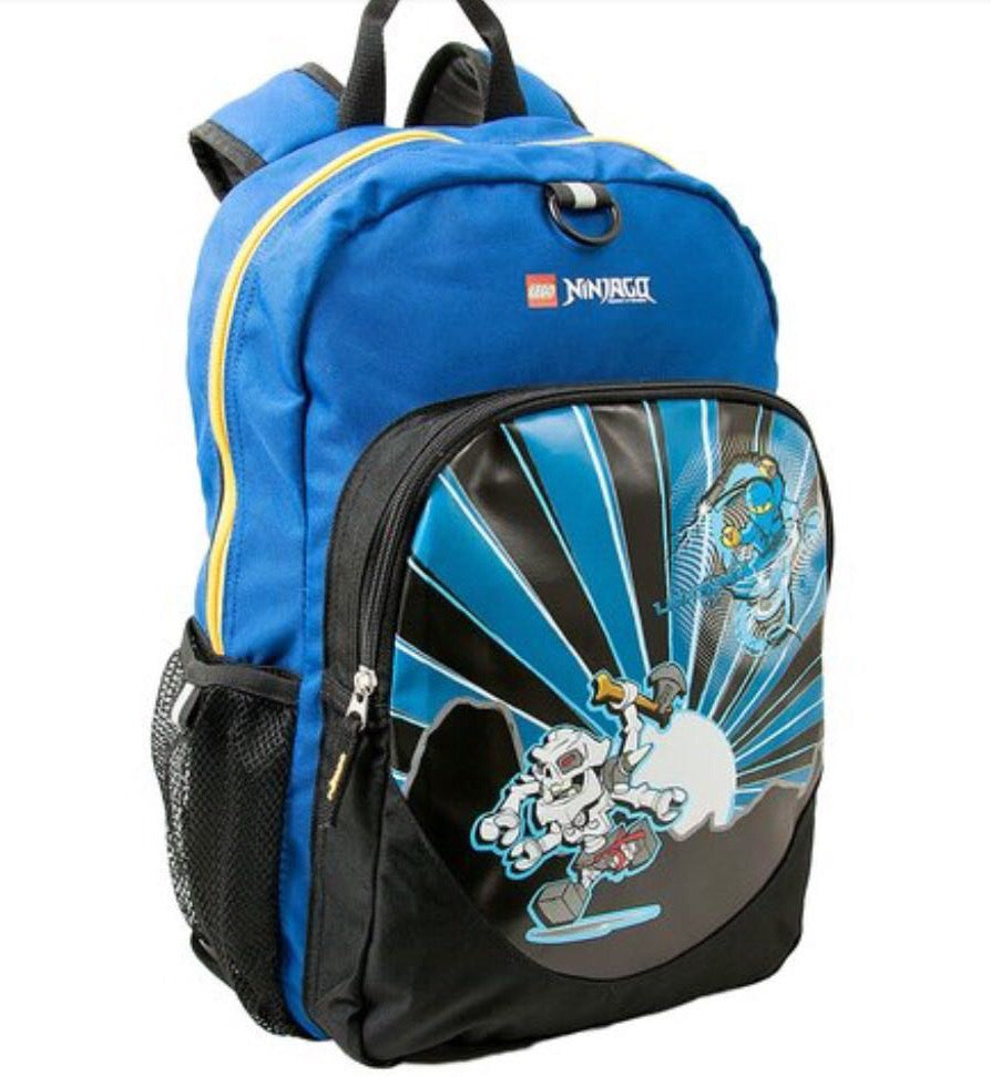 Backpack - Lego City  Ninjago Lightening  Backpack