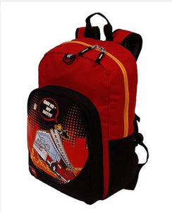 Backpack - Lego Red Fire City Nights Backpack