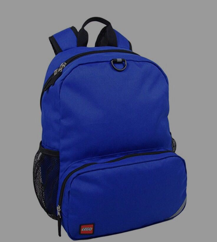 Backpack - Lego Blue Heritage  Backpack