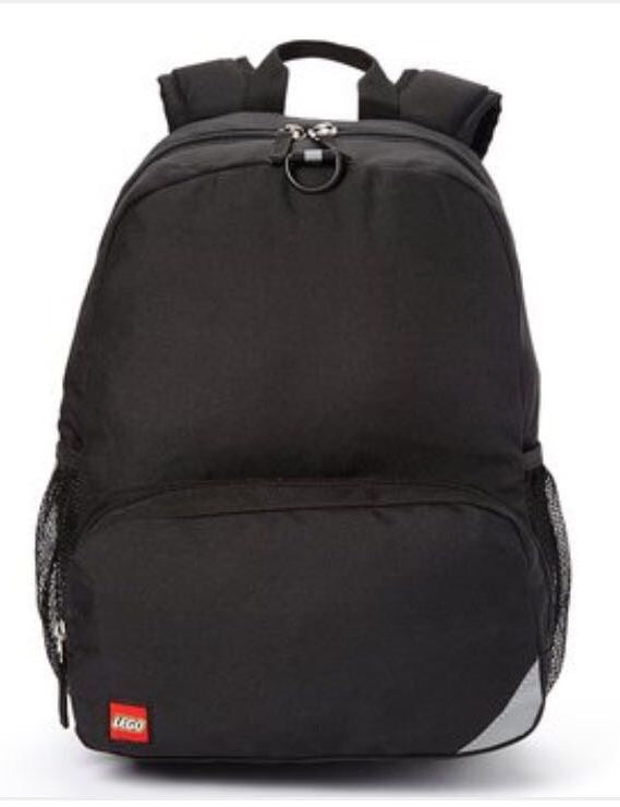 Backpack - Lego Black  Heritage  Backpack