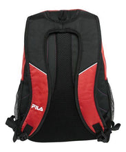 Backpack - FILA Red Flash Tablet and Laptop School Backpack