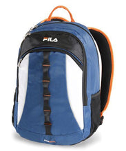 FILA Navy Hex Tablet and Laptop School Backpack