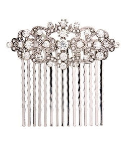 Crystal Victorian Haircomb