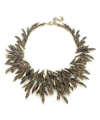 Bronze Fall Necklace