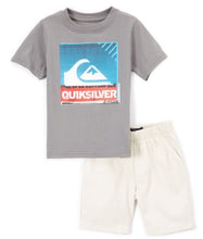 Quick Silver Infant & Toddler Short Pants Set