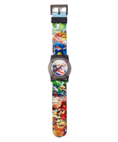 Accutime Mario Kart 7 Digital Watch
