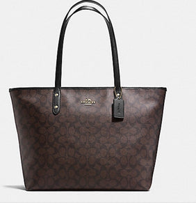 Coach Signature City Tote
