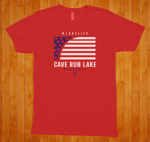 Cave Run Lake / LakeLife - Tee