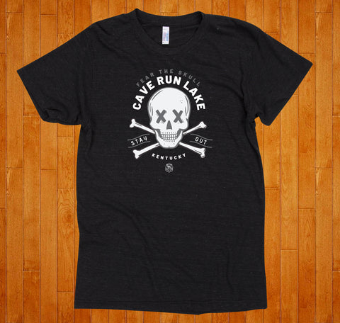 Cave Run Lake / Fear The Skull - Tee