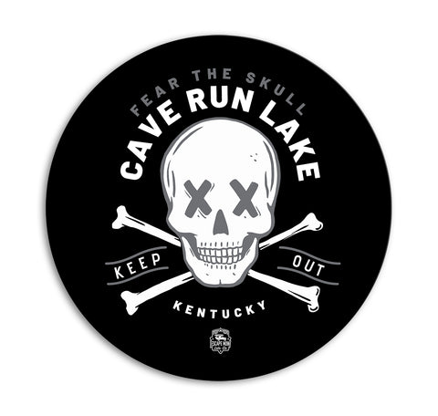 Cave Run Lake / Fear The Skull - Stickers