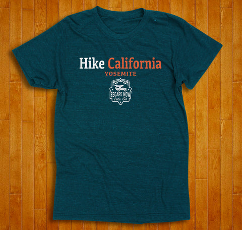 Hike California - Tee