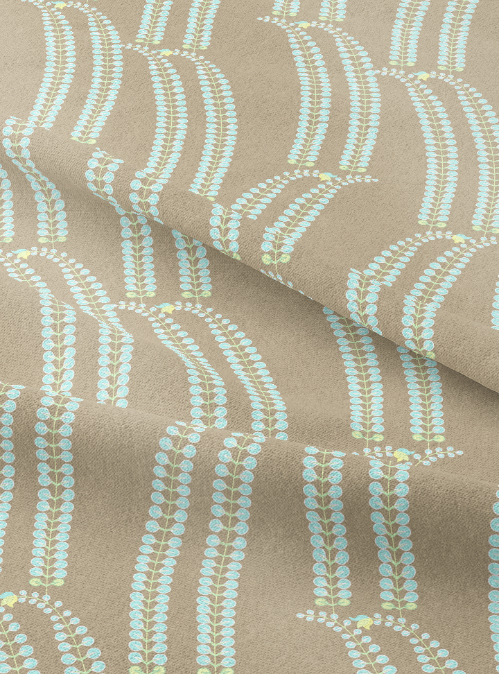 Summer Breeze Fabric - Balmy Beige Cotton