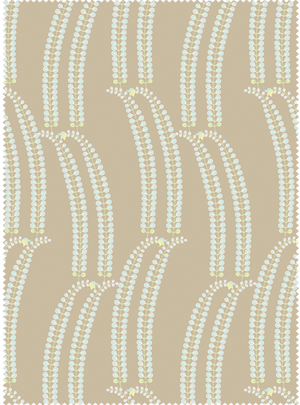 Load image into Gallery viewer, Summer Breeze Fabric - Balmy Beige Cotton