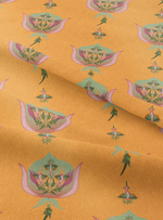 Nature's Ragas Fabric - Mellow Yellow Cotton