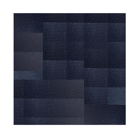 Crossing Paths Slate - COTTON LINEN