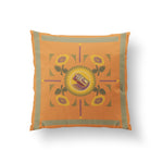 Le Ventilateur Tangerine Cushion - Cotton 50x50cm