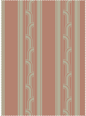Belvedere Court Fabric - Sandstone Cotton