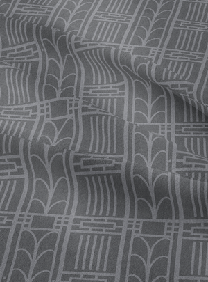 Load image into Gallery viewer, Dwelling Fabric - Grey Symphony Cotton Linen