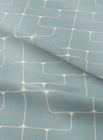Oceana Fabric - Sweet Blue Cotton