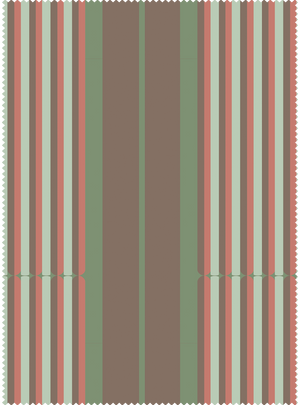 Load image into Gallery viewer, Column Fabric - Grecian Olive Cotton