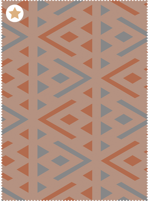 Regal Fabric - Cocoa Cotton
