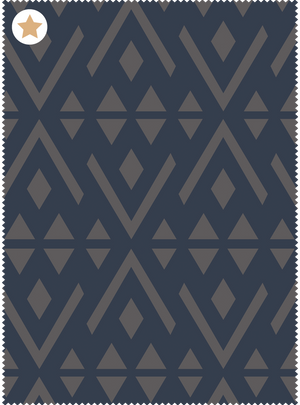 Regal Fabric - Midnight Sky Cotton