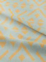 Regal Fabric - Airy Blue Cotton