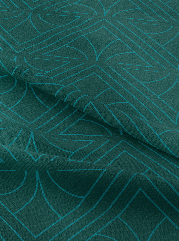 Regal Fabric - Lively Green Cotton