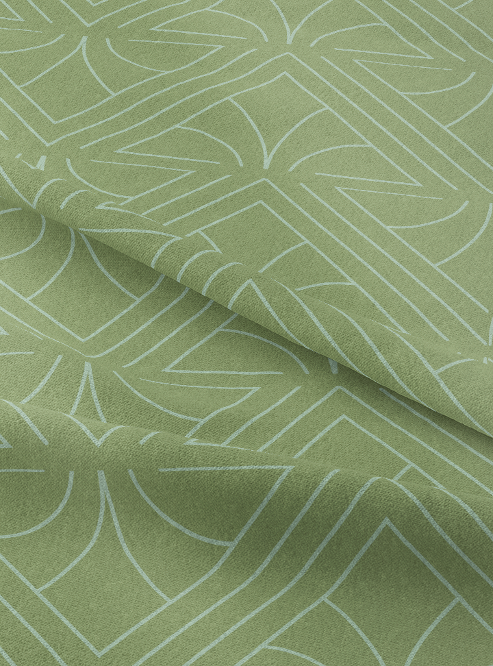 Regal Fabric - Soft Sage Cotton
